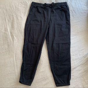 Black Gap Joggers, size L